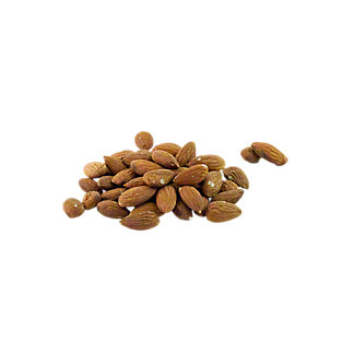 Central Market PrePacked No Salt Dried Roasted Almonds, 8.1 oz