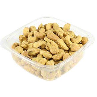 Central Market PrePacked Whole Jumbo Roasted Cashews,7.7OZ