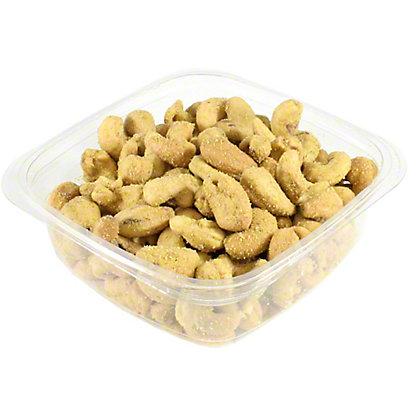 Central Market PrePacked Whole Jumbo Roasted Cashews,7.7OZ