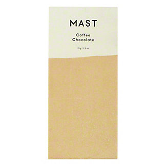 Mast Brothers Chocolate With Stumptown Coffee, 2.5 oz