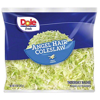 Dole Fresh Favorites Angel Hair Coleslaw,10 OZ
