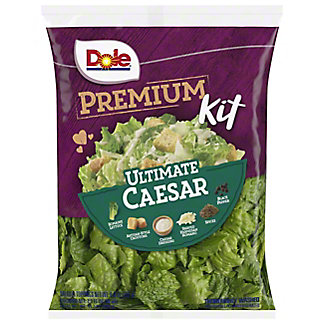 Dole Ultimate Caesar Salad Kit, 11.3 OZ