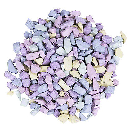 Bulk Chocorocks Easter Pastel Mix, Sold by the pound
