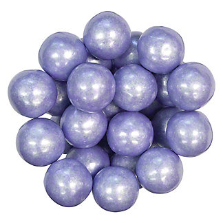 Bulk Shimmer Lavender Gumballs, Sold by the pound