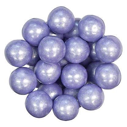 Bulk Shimmer Lavender Gumballs, Sold by the pound