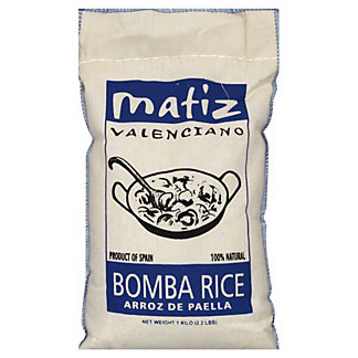 Matiz Valenciano Bomba Rice,2.2 LB