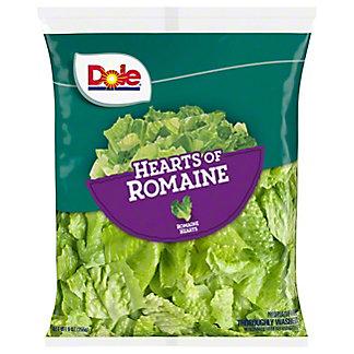 Dole Hearts of Romaine Salad Blend, 10 OZ