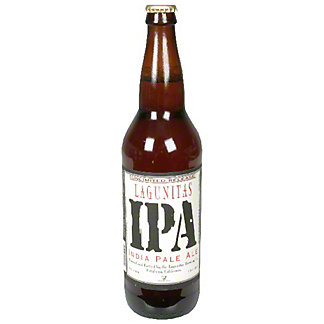 Lagunitas Indian Pale Ale Bottle,22 OZ