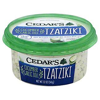 Cedar's Tzatziki Made with Greek Yogurt, 12.00 oz