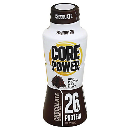 Core Power High Protein Chocolate Milk Shake,11.5 OZ
