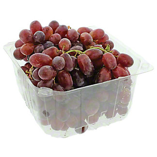 Fresh Red Seedless Grapes, 3 lb