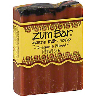 Indigo Wild Dragon's Blood Zum Bar Goats Milk Soap, 3 oz