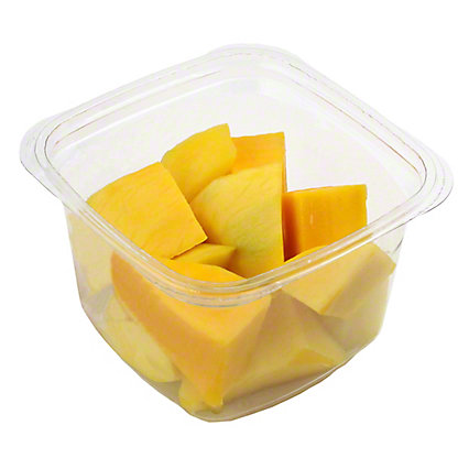 Central Market Small Mango Chunks, 9 oz