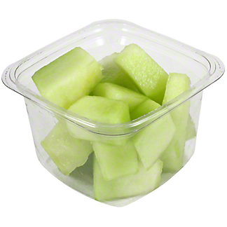 Central Market Small Honeydew Chunks, 11OZ