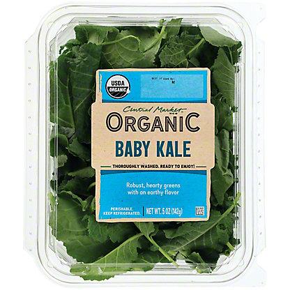 Central Market Organics Baby Kale, 5 oz