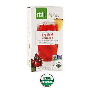 Rishi Rishi Tropical Crimson Iced Tea, 1 LB