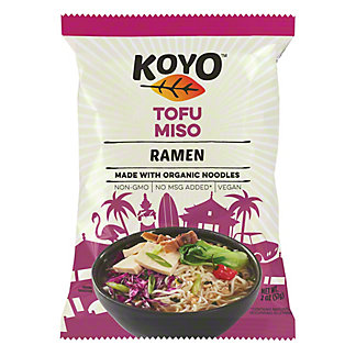 Koyo Tofu and Miso Ramen,2 OZ