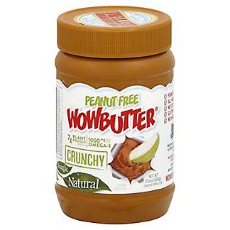Wowbutter Crunchy Peanut Butter Peanut-Free Spread, 17.6 oz