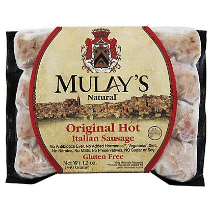 Mulays Hot Links, Ea