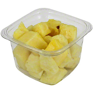 Central Market Small Pineapple Chunks, 11OZ