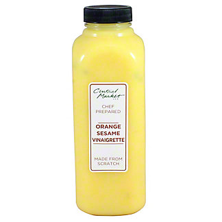 Central Market Orange Sesame Vinaigrette, 16 oz