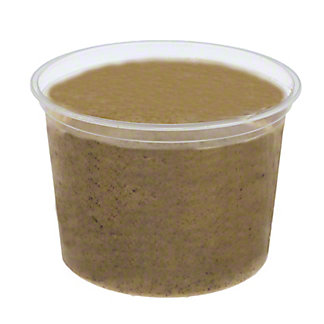 Once Again Store Ground Organic Unsalted Creamy Peanut Butter, by lb