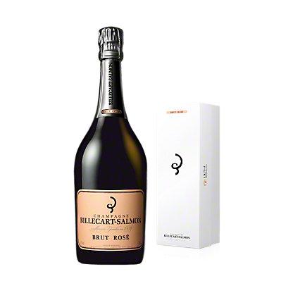 Billecart-Salmon Brut Rose Champagne, 750 ML