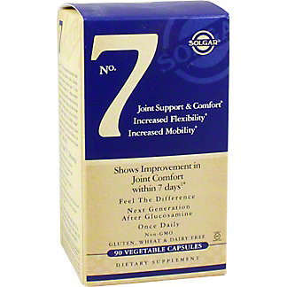 Solgar No 7 Joint Support, 90 CT