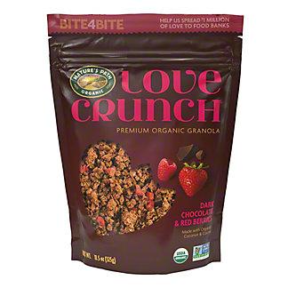 Nature's Path Organic Love Crunch Dark Chocolate & Red Berries Granola, 11.5 oz