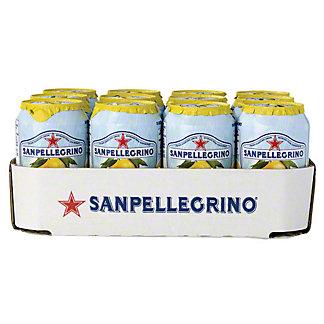 San Pellegrino Lemon Soda,12 PK