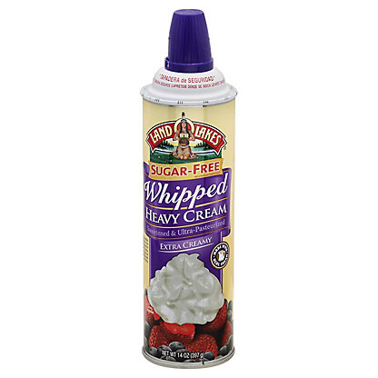 Land O Lakes Sugar Free Whipped Heavy Cream,14 oz