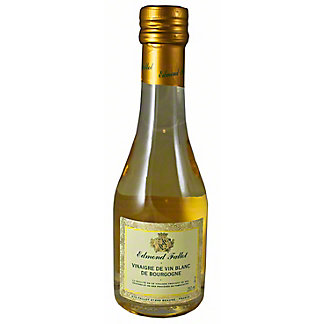 Edmond Fallot Aged Burgundy White Wine Vinegar, 8.37Z