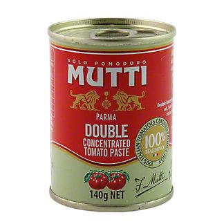 Mutti Tomato Paste Concentrate,140 GM