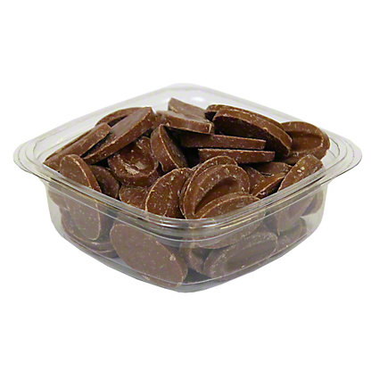 Valrhona 36% caramelia chocolate discs,LB