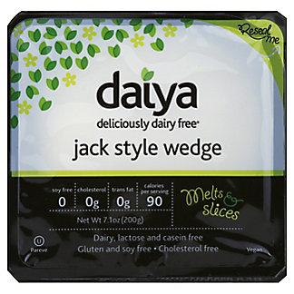 Daiya Jack Style Wedge Vegan Cheese,7.10 oz