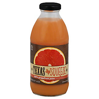 Texas Squeeze Texas Squeeze 100% Grapefruit Juice,16 Fl OZ