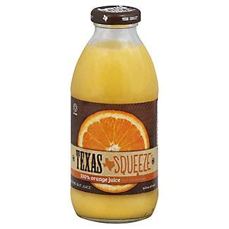 Texas Squeeze 100% Orange Juice,16 fl. oz