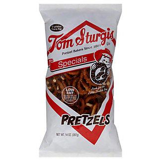 Tom Sturgis Specials Pretzels,14Z