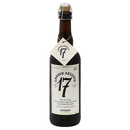 Unibroue Grande Reserve 17 Bottle,25.4 OZ
