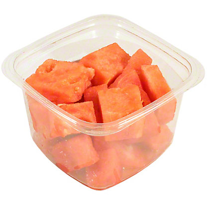 Central Market Small Watermelon Chunks, 9 oz