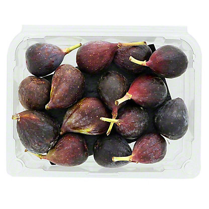 Fresh Black Mission Figs,12 OZ