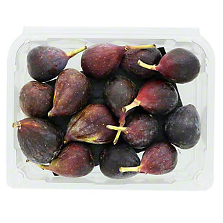 Fresh Black Mission Figs,12 OZ