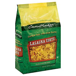 Central Market Gluten Free Corn Pasta - Lasagna Corte,16 OZ