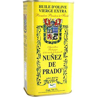 Nunez De Prado Organic Extra Virgin Olive Oil Tin, 1 L