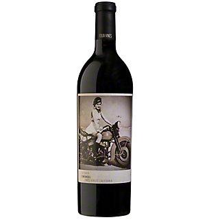 Four Vines Vineyard The Biker Zinfandel, 750 mL