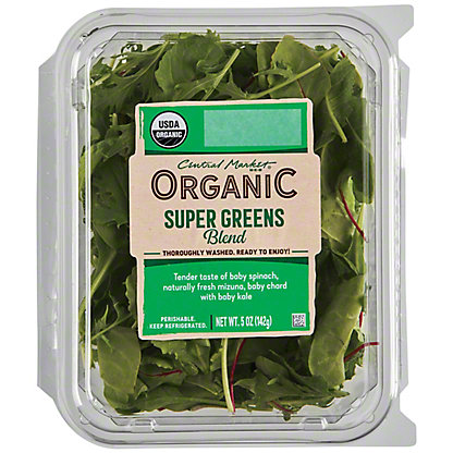 Central Market Organics Power Greens, 5 oz