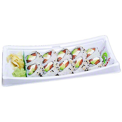 YUMMI SUSHI Japanese Bagel Roll,6.0 OZ