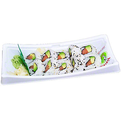 YUMMI SUSHI Salmon Avocado Roll, 6.0 OZ