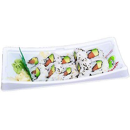 YUMMI SUSHI Salmon Avocado Roll, 6.0 OZ