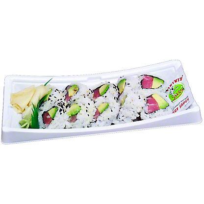 YUMMI SUSHI Tuna-avocado Roll, 6 OZ